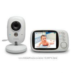 Видеоняня Baby Monitor VB 603 с датчиком температуры и ночным виденьем