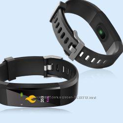 Фитнес браслет Smartch ID115 плюс монитор сердечного ритма-давление