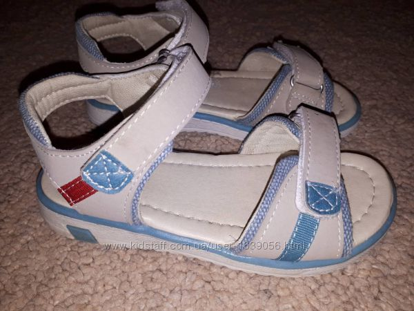 Босоножки сандалии Bobbi Shoes 30 размер, ст. 17-19 см