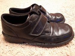 Демисезонные туфли Ecco Geox 37, 38 размер, ст. 24см