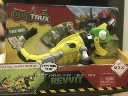 Интерактивная игрушка Dinotrux  Friend от Dreamworks Динозавр- Реввит
