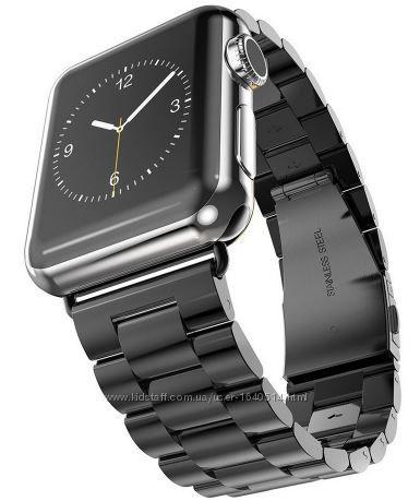 Регулируемый сменный ремешок из нержавеющей стали Apple Watch 38 40 мм