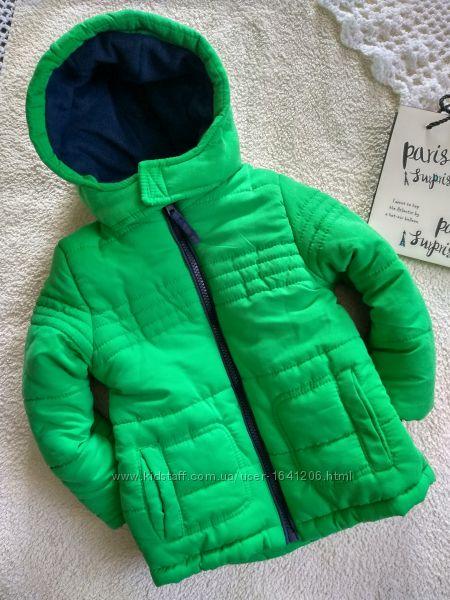 Куртка на 1, 5-2 года