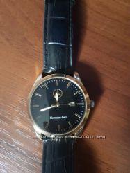 Крутые стильные наручные часы Mercedes-Benz. Распродажа