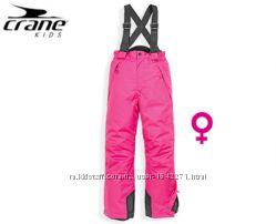 Лыжные штаны полукомбинезоны Crane