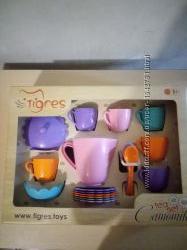 Детская посудка Ромашка фирмы Тигрес