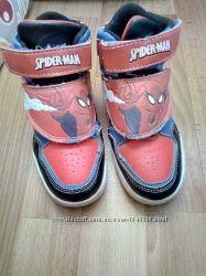 ботинки для мальчика Человек - Паук