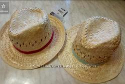 Летние немецкие соломенные шляпы  размер  54 и 56