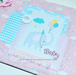 Фотоальбом baby book
