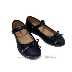 Туфли для девочки в сеточку р. 34-37