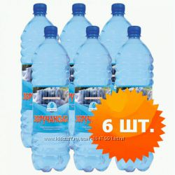 Продамо оптом упаковану мінеральну воду