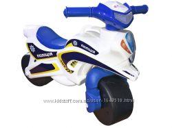 Мотоцикл-каталка Doloni Полиция
