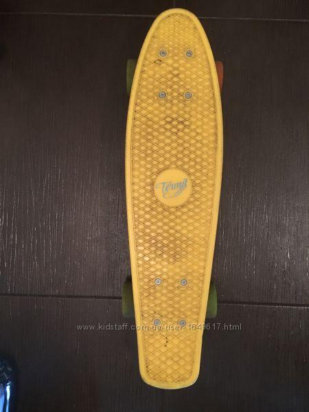 Скейт ТМ Termit универсальной расцветки