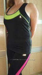 Фитнес топ Atmosphere Work Out майка для бега беговой спортивный