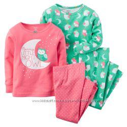 Огромный выбор ярких пижам на девочек от 2 до 8 лет  Оригинал США