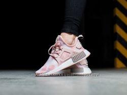 Оригинальные кроссовки Adidas NMDXR1 W Camo Pack Pink