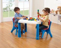 В Наличии Детский стол со стульчиками 814400 Step2