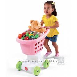 В Наличии Детская игрушечная тележка Step 2 Юный помощник 708500