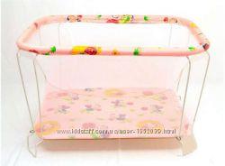 НовыеМанеж Kinder Box есть выбор цветов