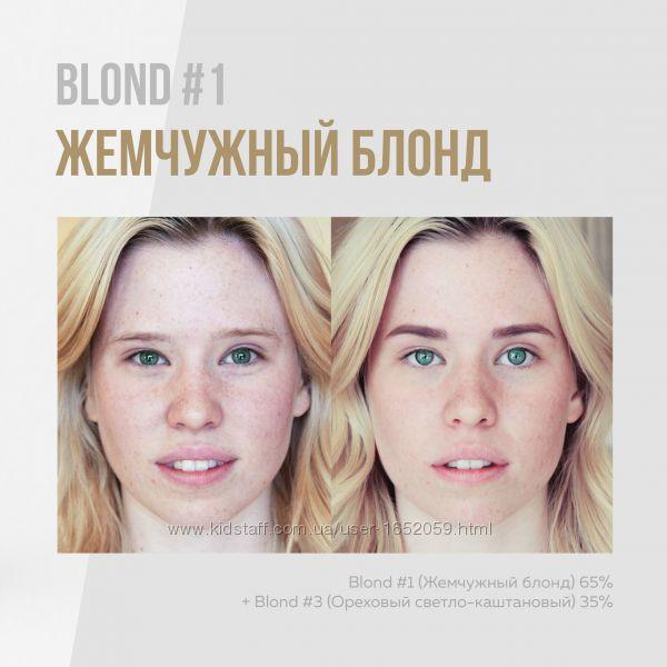 Хна для окрашивания бровей BrowXenna. Блонд 201, саше