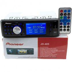 Автомагнитола Pioneer JD-405 Video экран LCD 3 экран, USB, SD