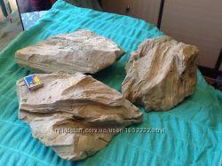 Композиция камней из пяти штук