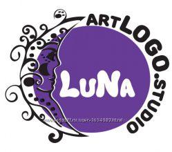 Разработка логотипа, Brand Book, гайдлайн, макет рекламы, упаковки