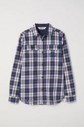 Рубашка H&M. Рубашка НМ. Рубашка hm
