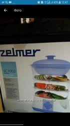 Пароварка Zelmer