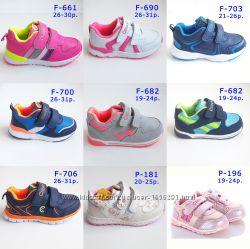 Кроссовки для мальчиков и для девочек TM Clibee 19-31 размер