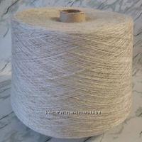 Пряжа для вязания в бобинах Лен Беларусь
