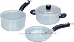 Набор детской кухонной посуды WMF Klein 3 предмета