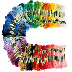 Палитра мулине CXC, 447 цветов набор