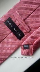 Фирменный итальянский галстук ручной работы Emilio Santini