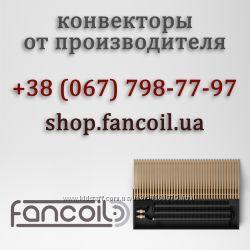 Новинка от Fancoil  потолочный конвектор FC-ceiling и комплектующие