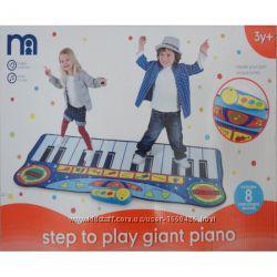 Mothercare коврик пианино