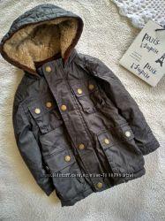 Фирменная куртка деми на 2-3 года