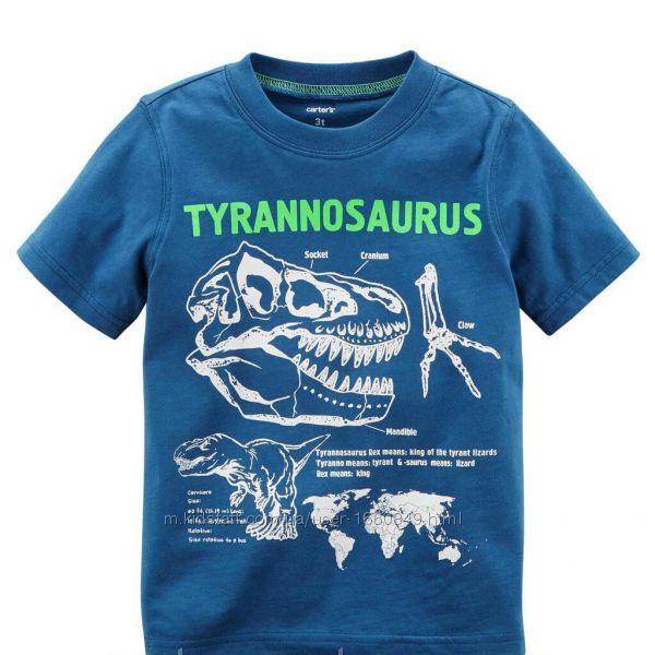 футболка Дино Carters для мальчик 18 -24 мес