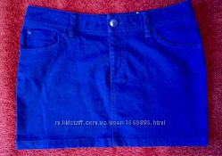 Юбка джинсовая HM