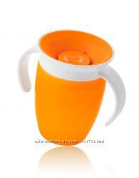 Тренировочная чашка непроливайка, поильник Munchkin Miracle360 207мл