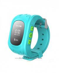 Детские часы GPS маяк KidTracker Q50