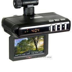 Видеорегистратор Subini, str gh1 fs 3 в 1 Full HD