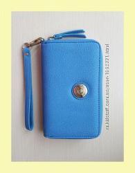 Кожаный клатч Tommy Hilfiger. Оригинал. Кошелек, гаманець, портмоне.