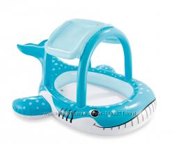 Надувной бассейн с навесом INTEX Кит 57125