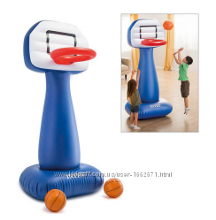 Надувной игровой центр Баскетбол 57502
