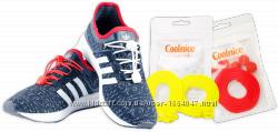 Силиконовые шнурки COOLNICE с затяжкой