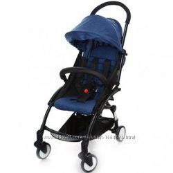 Уценка Прогулочная коляска Bambi Yoga M 3548-4 Синяя