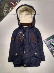 Шикарная куртка деми на 1-1, 5 года