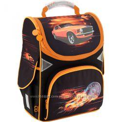 Рюкзак школьный каркасный GoPack GO18-5001S-27