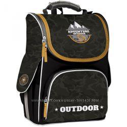 Рюкзак школьный каркасный GoPack GO18-5001S-30